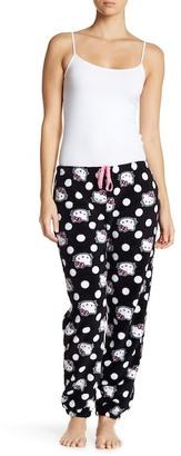 Hello Kitty Dot Plush Pant $20 thestylecure.com