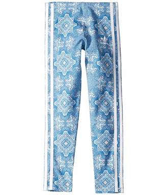 adidas Kids Clear Sky Leggings (Little Kids/Big Kids)