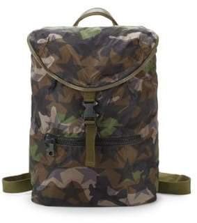 Valentino Star Camo Backpack