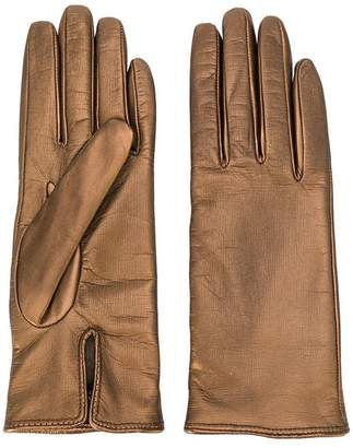 Gala metallic gloves