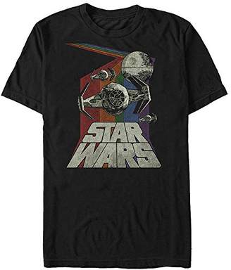 Star Wars Men's Retro Graphic T-Shirt