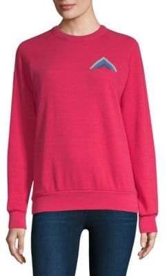 Aviator Nation Mountain Crewneck Sweater
