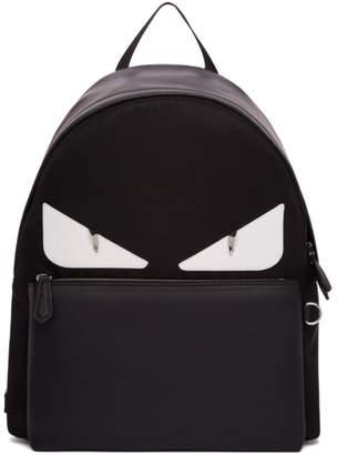 Fendi Black Bag Bugs Backpack