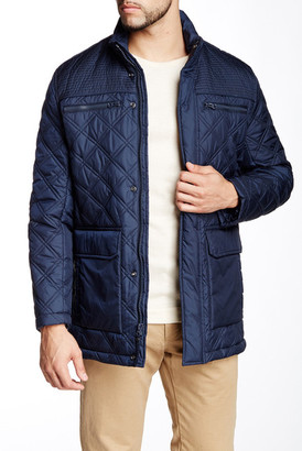 Andrew Marc Fulton Quilted Jacket $250 thestylecure.com