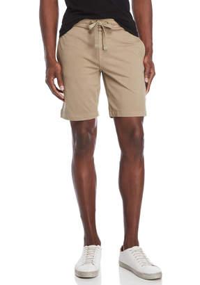 Tailor Vintage Flat Front Drawstring Shorts