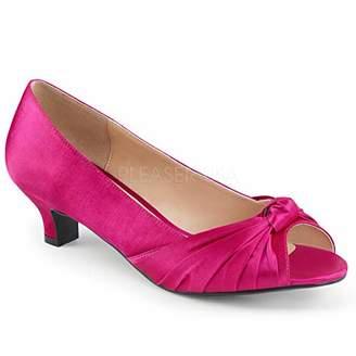 Pleaser USA Pink Label Women's Fab422/Hpsa Slide Pump