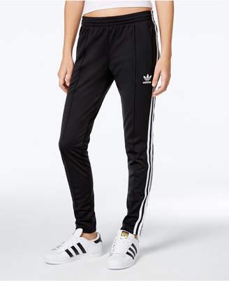 adidas Originals Superstar Track Pants $70 thestylecure.com