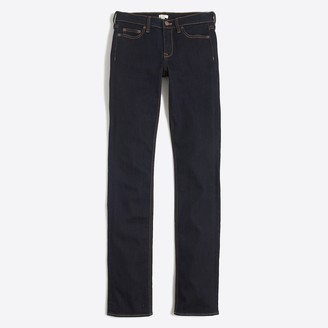 """J.Crew Rinse wash straight and narrow jean with 29"""" inseam"""