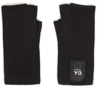 Y-3 Yohji Yamamoto Fingerless Gloves