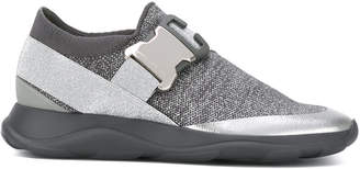 Christopher Kane knitted low top sneaker