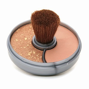 Physicians Formula Planet Blush 2-in-1 Highlighter and Blush to Highlight & Contour, Bronze 'n Blush 3073