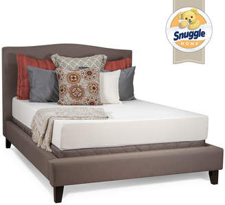 SNUGGLE HOME Snuggle Home 10 Tight-Top Memory Foam Mattress