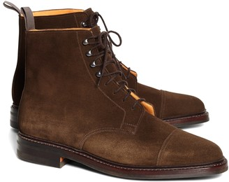 Brooks Brothers Peal & Co. Derby Boots