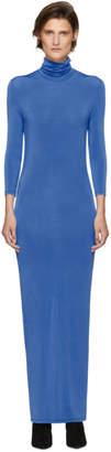 Kwaidan Editions Blue Underpinnings Turtleneck Dress