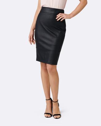 Forever New Alex PU Pencil Skirt