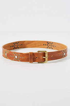Brave Leather Pager Belt