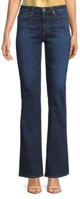AG Adriano Goldschmied Faded Boot Cut Jeans