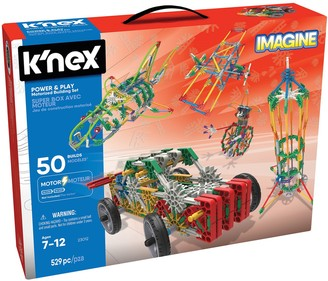 Knex K'NEX Imagine Power & Play Motorized Building Set
