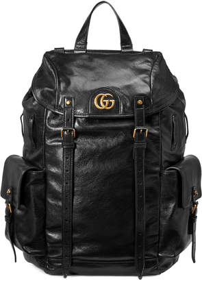 Gucci RE(BELLE) leather backpack