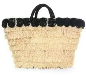 Kayu Lucca Straw Tote Bag