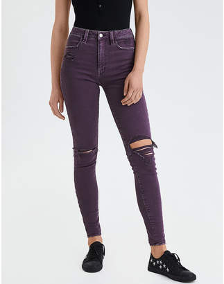 American Eagle AE Ne(X)t Level Super High-Waisted Jegging