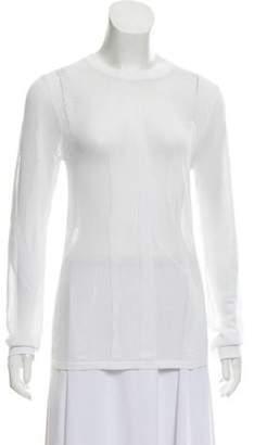 DKNY Long Sleeve Crew Neck Sweater w/ Tags