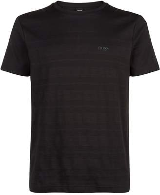 BOSS GREEN Tonal Stripe T-shirt