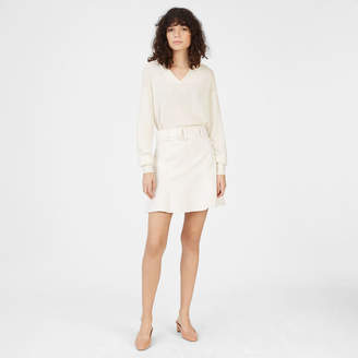 Club Monaco Louiza Denim Skirt