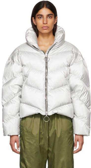 Ienki Ienki Silver Down Life Jacket