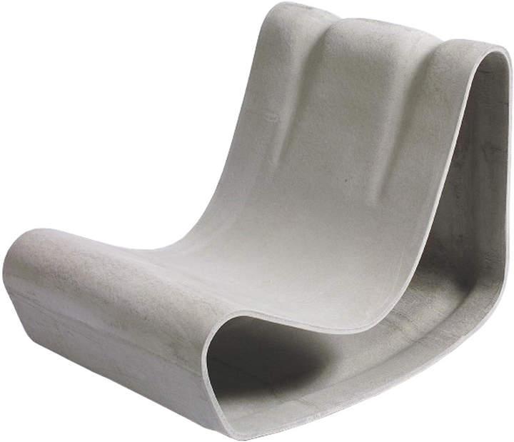 Eternit (Schweiz) AG Eternit - Outdoor Sessel Loop von Willy Guhl