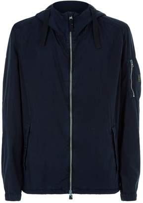 BOSS ORANGE Hooded Harrington Jacket