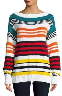 Rosie Assoulin Multicolored Cotton Sweater