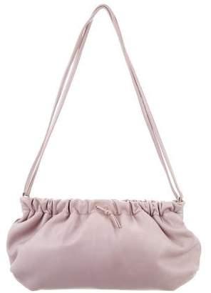 Giorgio Armani Leather Shoulder Bag