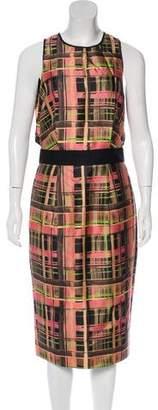 Marissa Webb Wool & Silk Blend Dress
