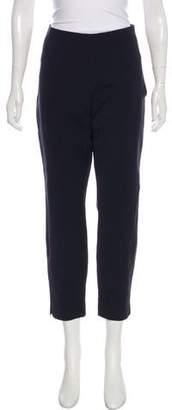 Ted Baker Mid-Rise Straight Leg Pants