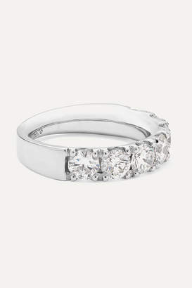 Amrapali Platinum Diamond Ring - 6