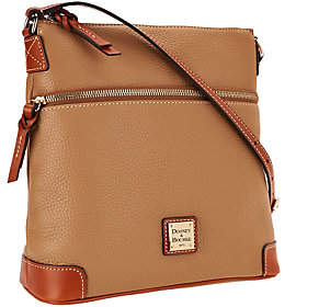 As Is Dooney & Bourke Pebble Leather Crossbody $135 thestylecure.com