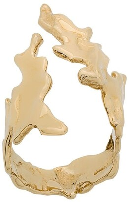 Annelise Michelson Sea Leaf ring
