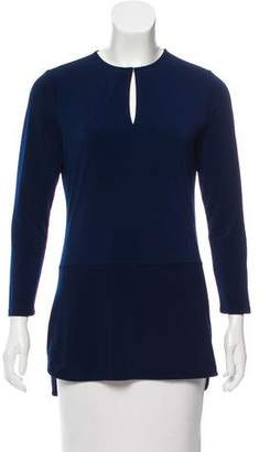 Lauren Ralph Lauren Long Sleeve Crew Neck Top