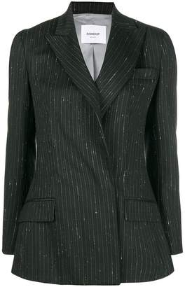 Dondup pinstripe suit jacket