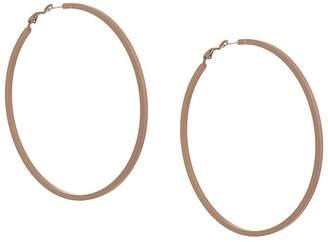 G.V.G.V. colour hoop earrings