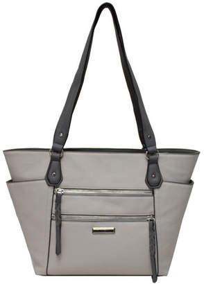Rosetti Ivory Double Handle Tote Bag