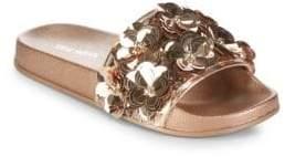 Steve Madden Nellie Floral Slides