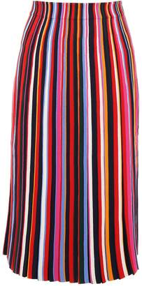 Tory Burch Multicolor Striped Skirt