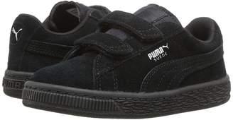 Puma Kids Suede 2 Straps Boys Shoes