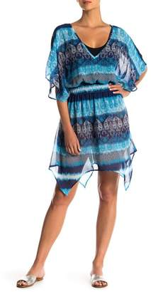 Hawaiian Tropic Printed HMC All Over Print Cover Up