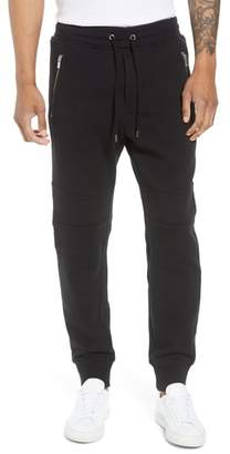 The Kooples Classic Slim Fit Fleece Joggers