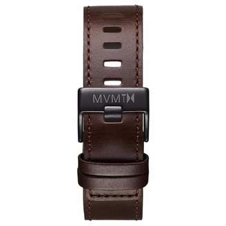 MVMT Mens Chrono 40mm Series20mm Brown Leather