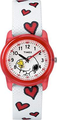 Timex Peanuts Girls Watch TW2R41600