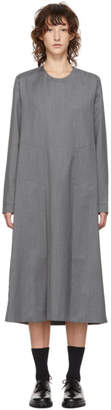 Studio Nicholson Grey Habit Split Dress